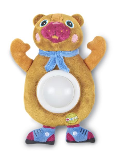 Освещение Oops Игрушка-ночник Oops в ассортименте ночники без проводов pabobo pabobo ночник игрушка
