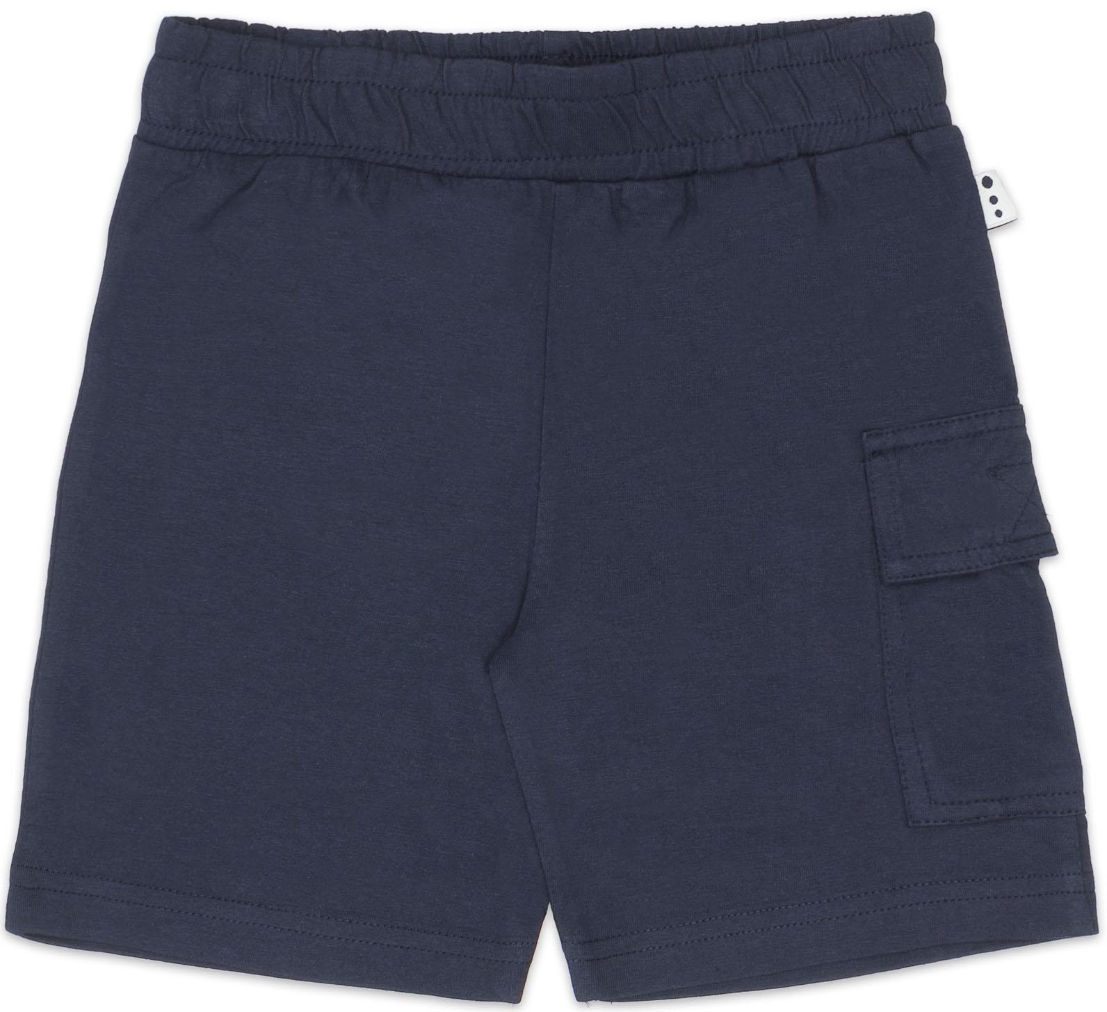 Шорты Barkito Шорты трикотажные для мальчика Barkito, Гооол!, темно-синие шорты barkito шорты джинсовые для мальчика barkito супергерой голубые