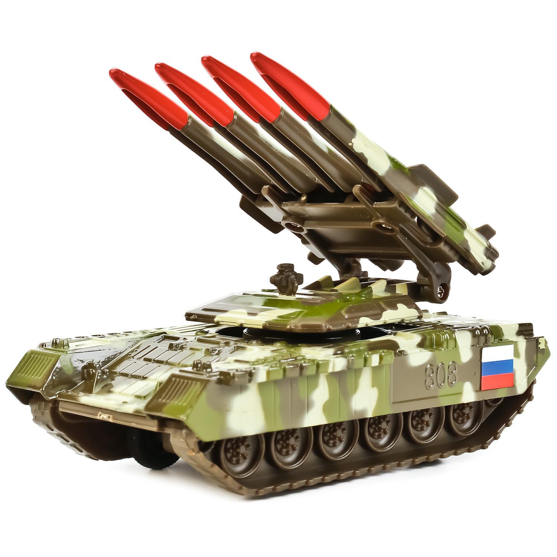Танки и военная техника Технопарк Танк Технопарк с ракетной установкой цена