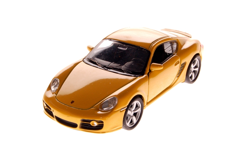 Модель машины Welly PORSCHE CAYMAN S 1:34-39 автомобиль welly porsche cayman s 1 24