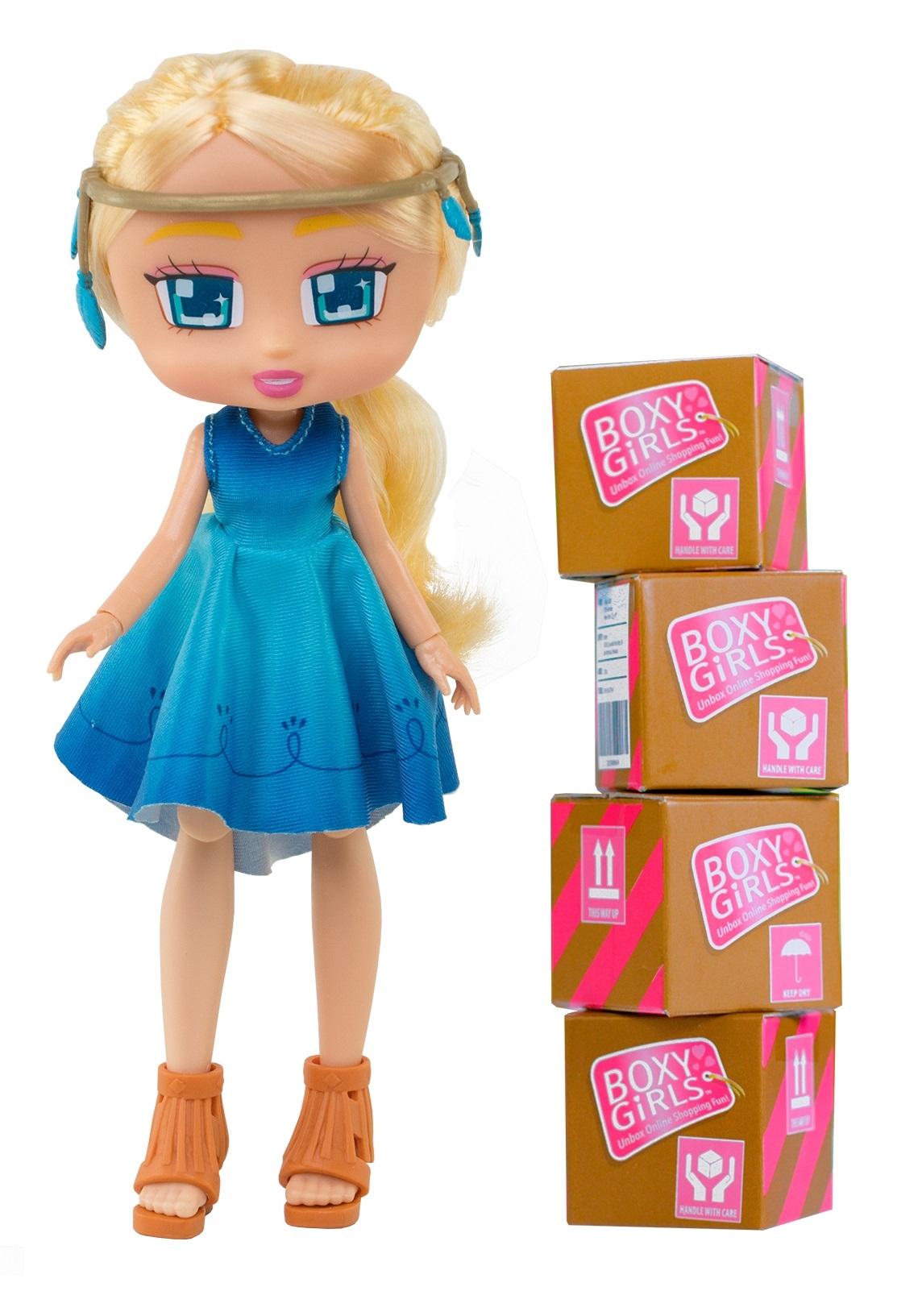 Кукла 1toy Boxy Girls Willa