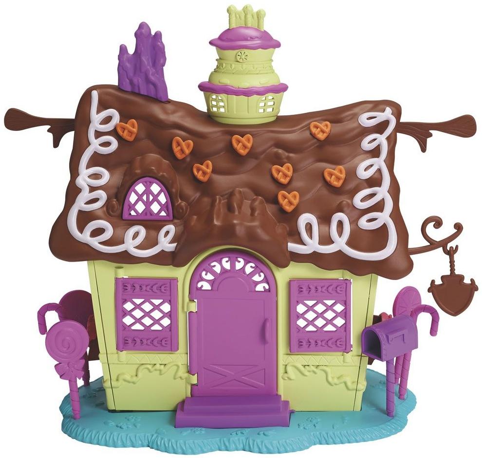 My Little Pony My Little Pony Игровой набор My Little Pony «Пряничный домик» стенка для детской mebelson пряничный домик mkd 001