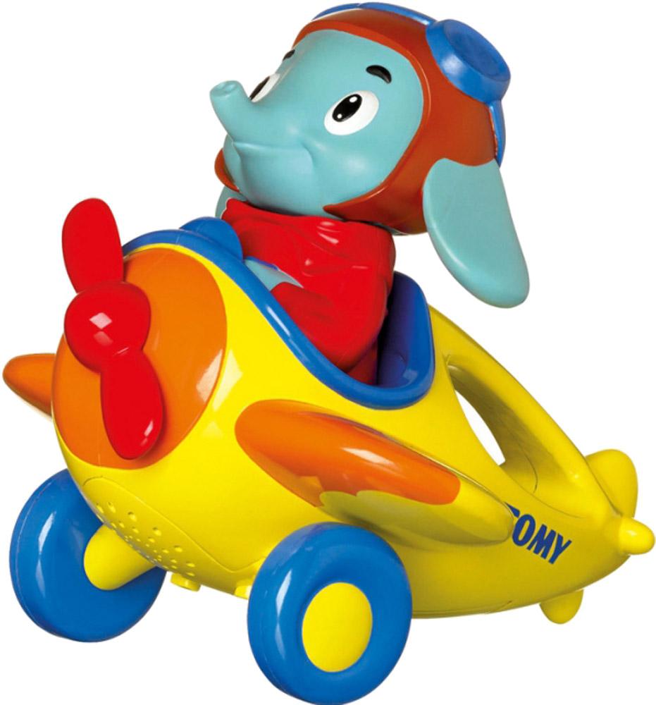Развивающая игрушка Tomy Летчик Люк
