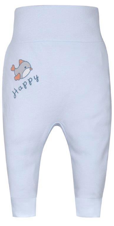 брюки  джинсы и штанишки Первые вещи новорожденного Barkito Штанишки для мальчика Зайчонок Barkito голубой
