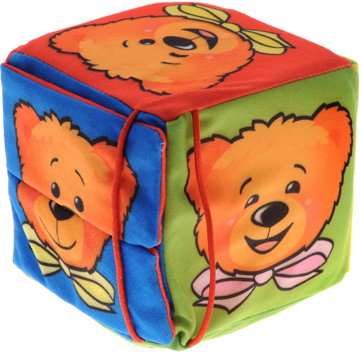 цена Развивающие игрушки Расти Малыш Мишкины эмоции