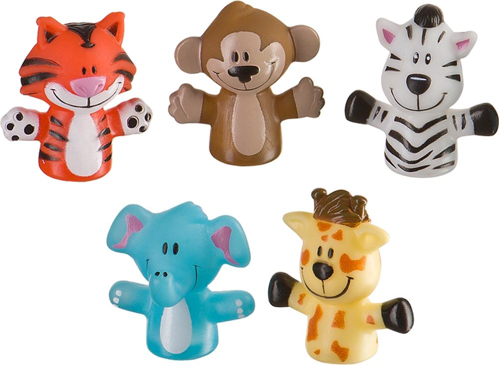 Набор игрушек для игры в ванной Happy baby Fun Amigos happy baby набор игрушек на пальцы джунгли сафари fun amigos happy baby page 4 page 6