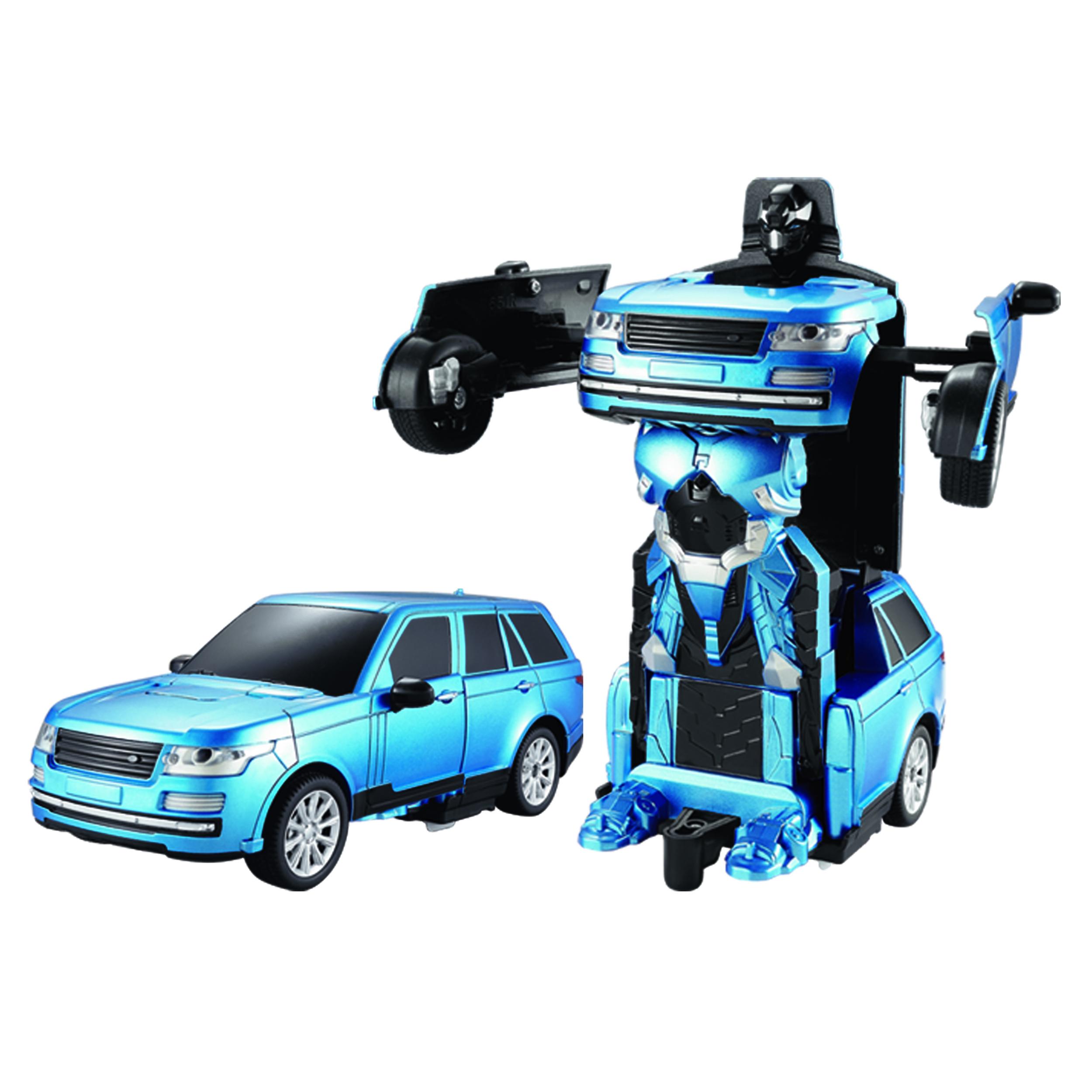 Машина-робот на радиоуправлении Пламенный мотор Космобот Сириус 870337