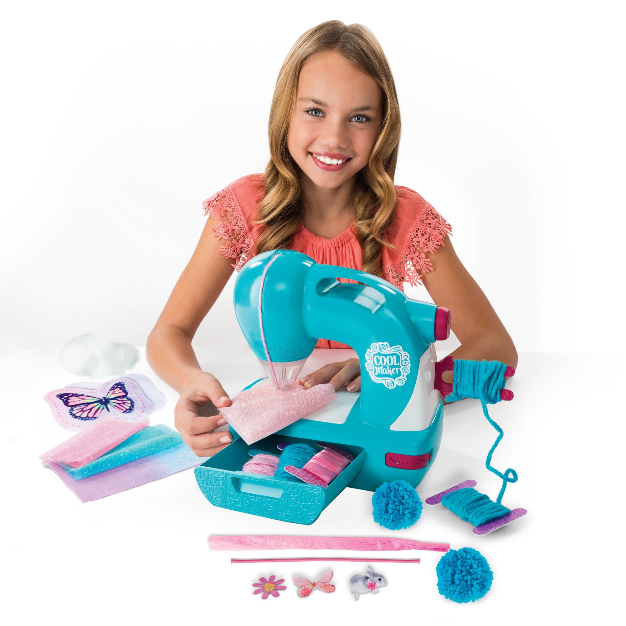 Купить Швейная машинка, Sew Cool 56013, 1шт., Китай, бирюзовый, Женский