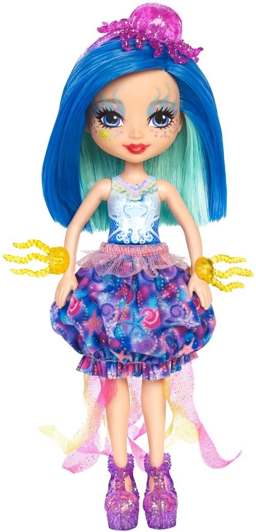 Enchantimals  Кукла  «Морские подружки  друзьями» в асс.