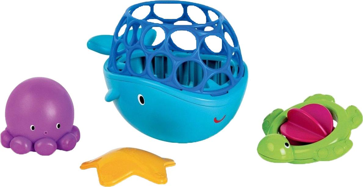 Детские игрушки для ванной Oball Морские друзья