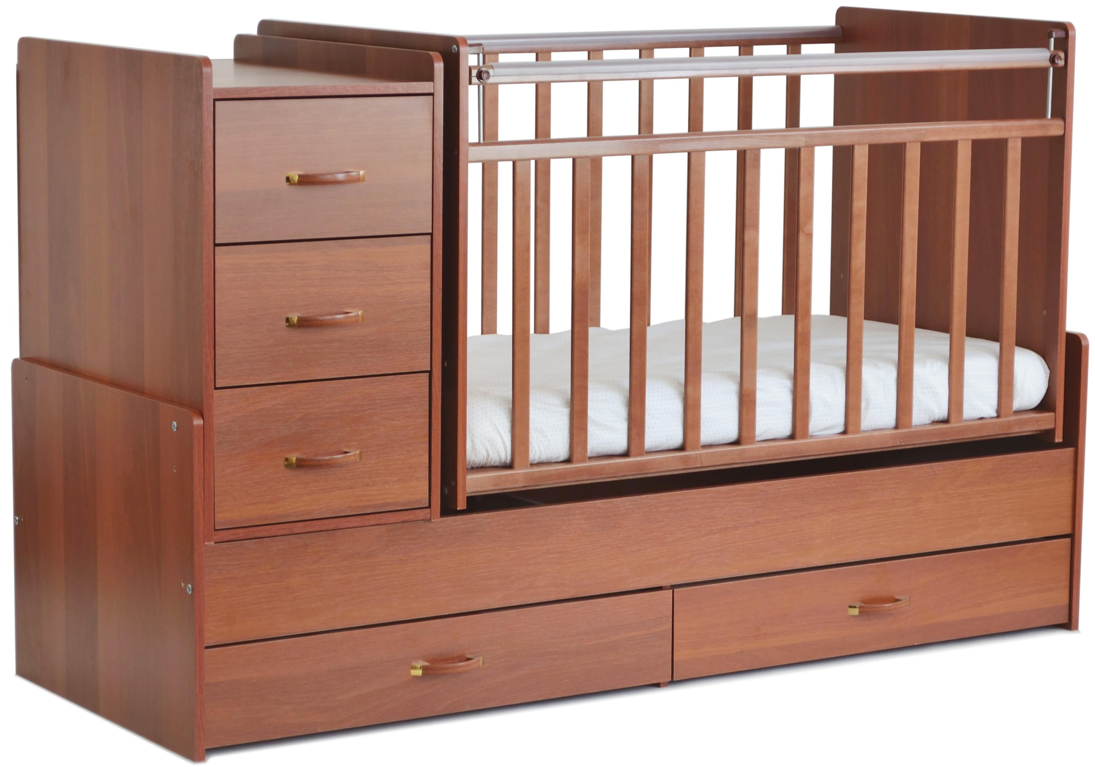 Кроватки детские СКВ-Компани 54403