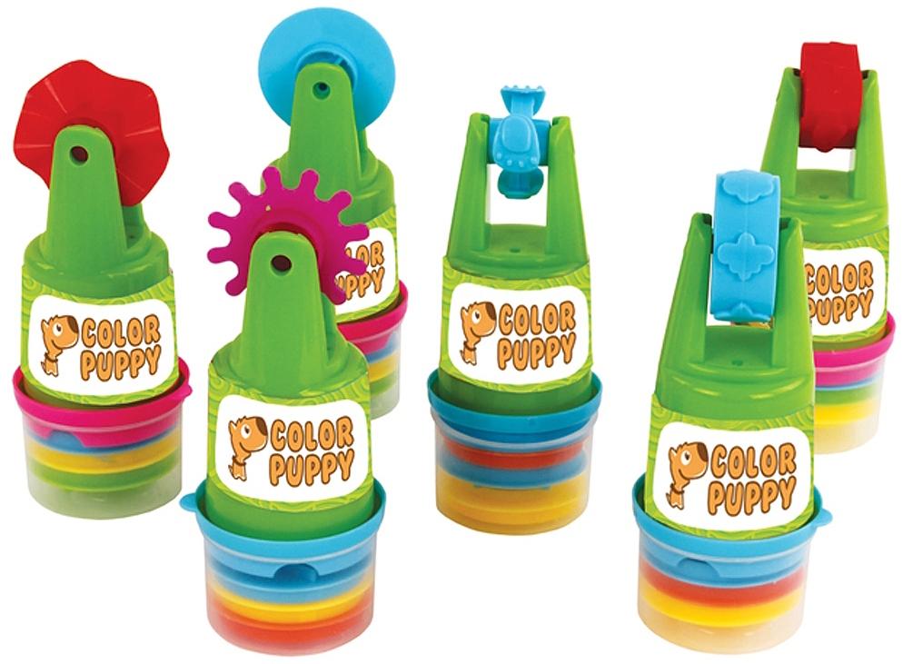 Лепка из пластилина Color Puppy Color Puppy - Хобби и творчество