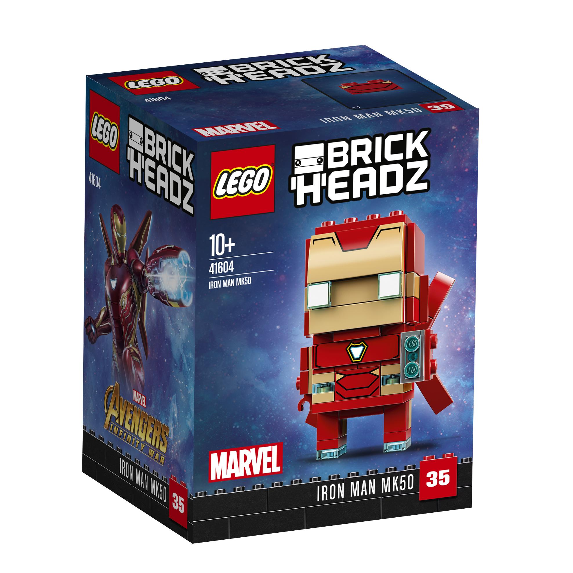 LEGO LEGO Железный человек капитан америка удивительный человек паук 2 железный человек перчатки мультфильм детей игрушки передатчик