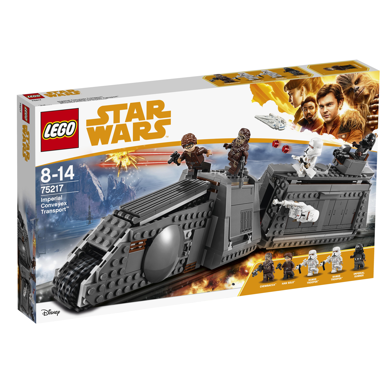 Star Wars LEGO LEGO Star Wars 75217 TM Имперский транспорт lego lego star wars 75078 транспорт имперских войск