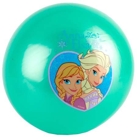 Мяч Играем вместе Холодное сердце бирюзовый