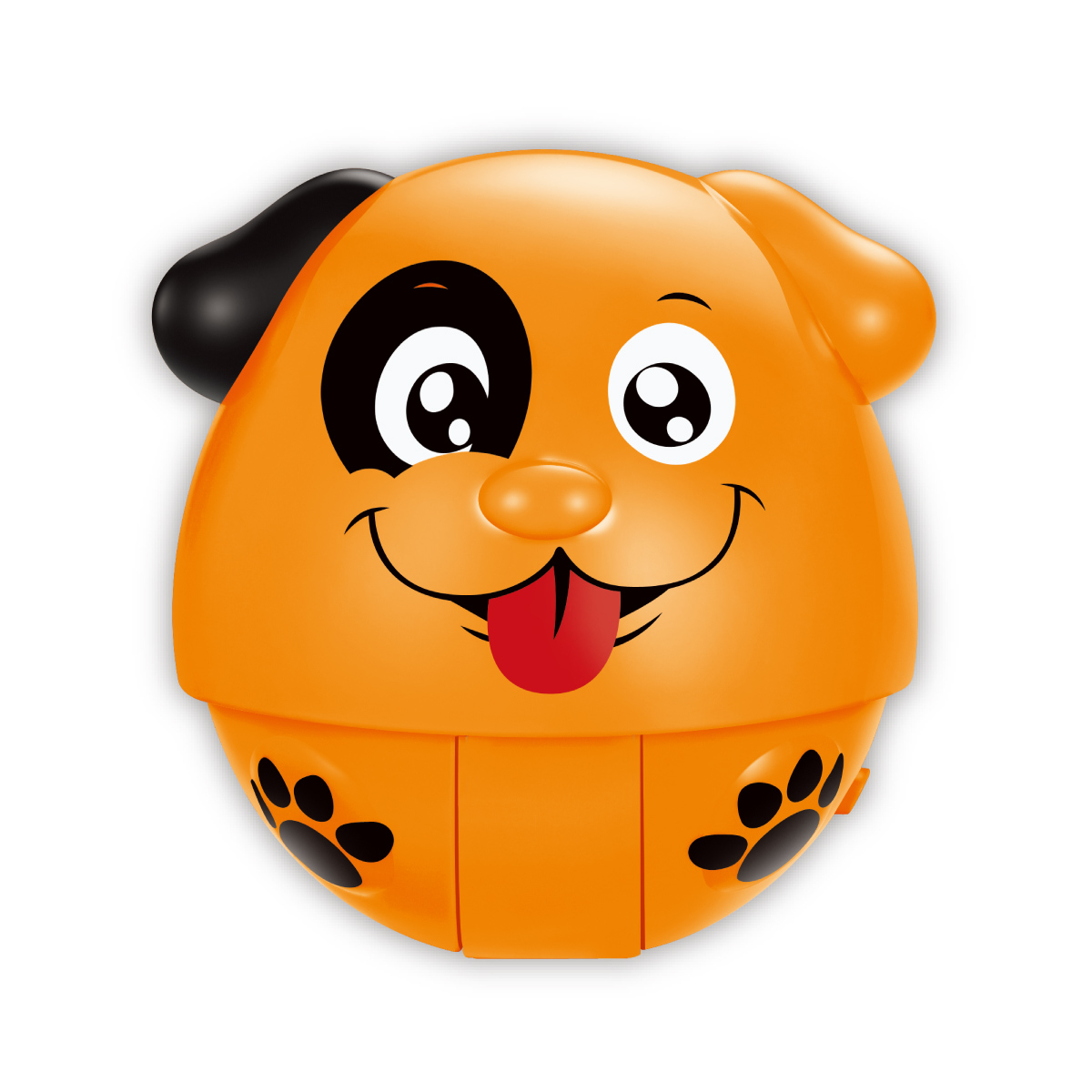 Развивающая игрушка Ути Пути Собачка Хохотушка покатушка цена и фото