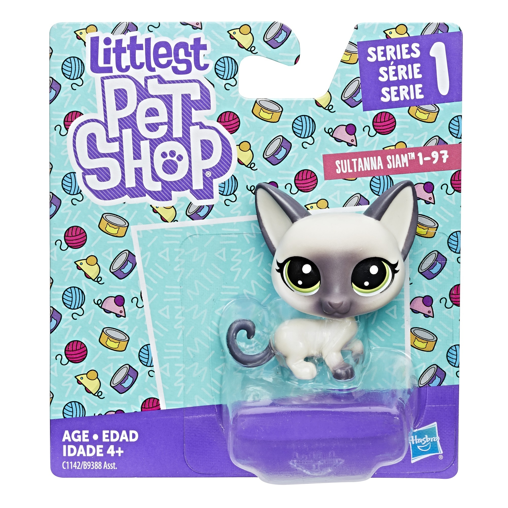 Littlest Pet Shop LITTLEST PET SHOP Фигурка Littlest Pet Shop «Пет» в асс. lepin 15003 town hall lepin 15009 pet shop supermarket city street model building blocks bricks lgoings toys clone 10224 10218