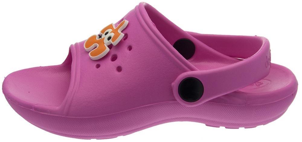 Сланцы (пляжная обувь) DeFonseca MAYDAY 2 Дет. пляж. обувь фукс пляжная обувь mursu обувь пляжная