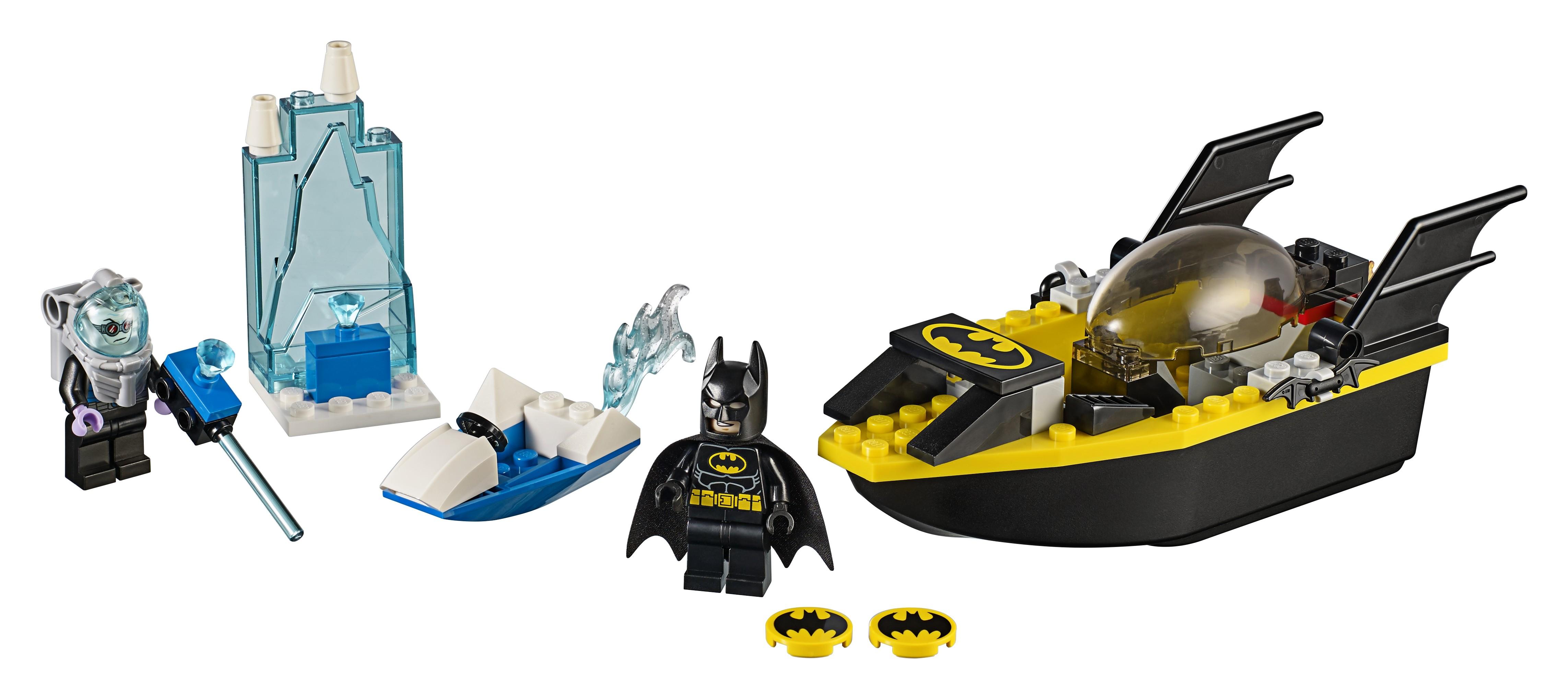 Конструктор LEGO Juniors 10737 Бэтмен против Мистера Фриза недорго, оригинальная цена
