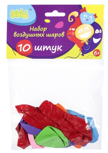 Воздушные шары Bebelot Holiday bebelot сортер bebelot волшебный кубик 12 деталей