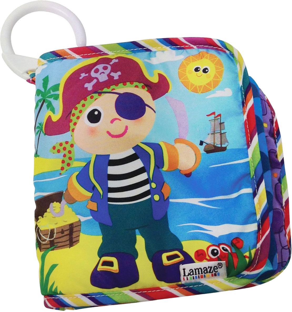 Подвеска для малышей LAMAZE Пират Пит lamaze игрушка китенок фрэнки lamaze
