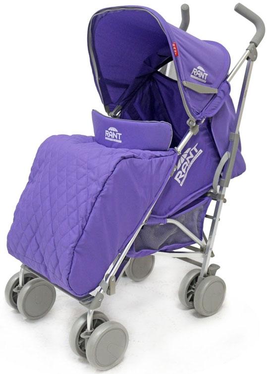 Фото - Коляска RANT прогулочная Molly коляска прогулочная everflo safari grey e 230 luxe