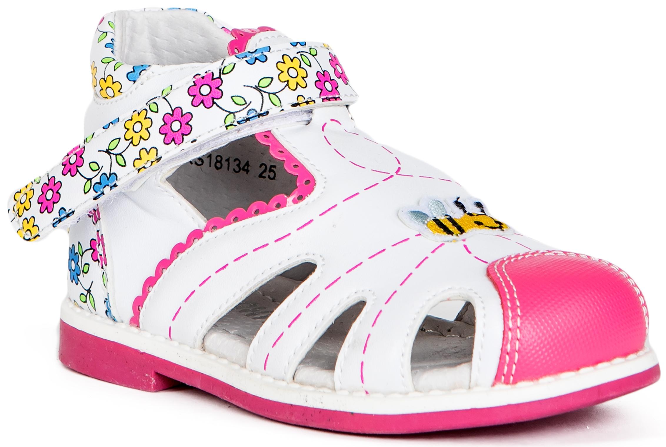 Cандалеты Barkito KRS18134 босоножки barkito сандалеты для девочки barkito фуксия