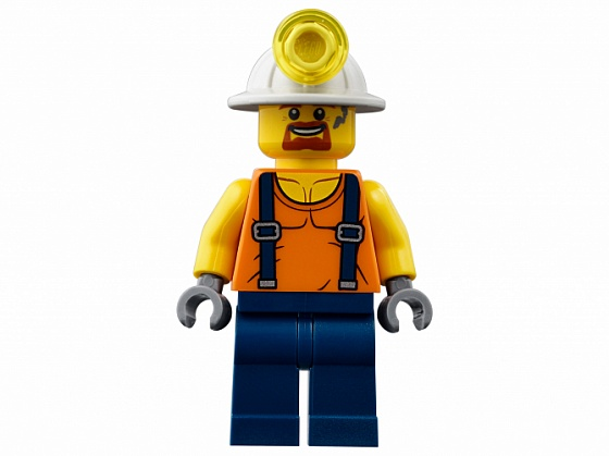 Конструктор lego city 60188 шахта