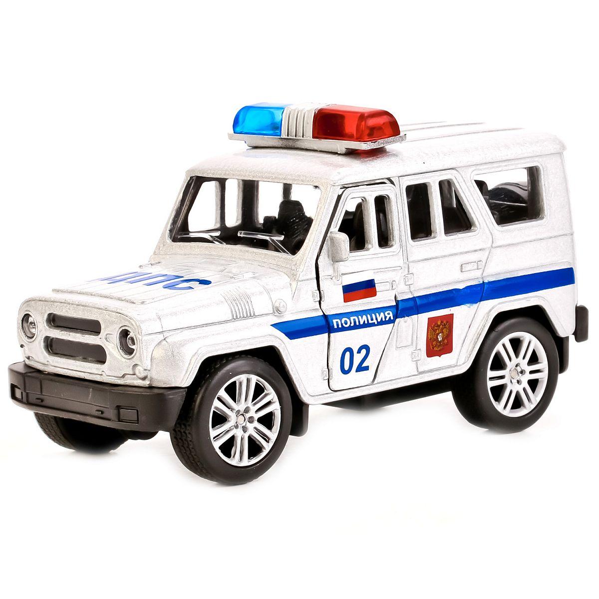 Картинка машины полицейская для детей
