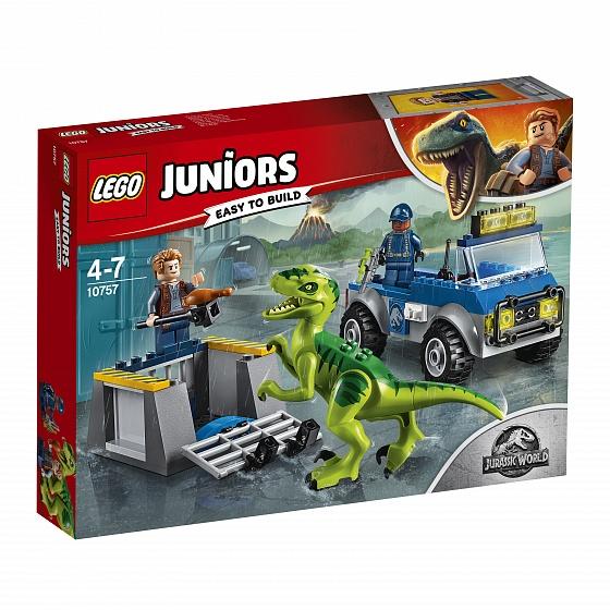 <b>Конструктор LEGO Juniors 10757</b> Грузовик спасателей для ...