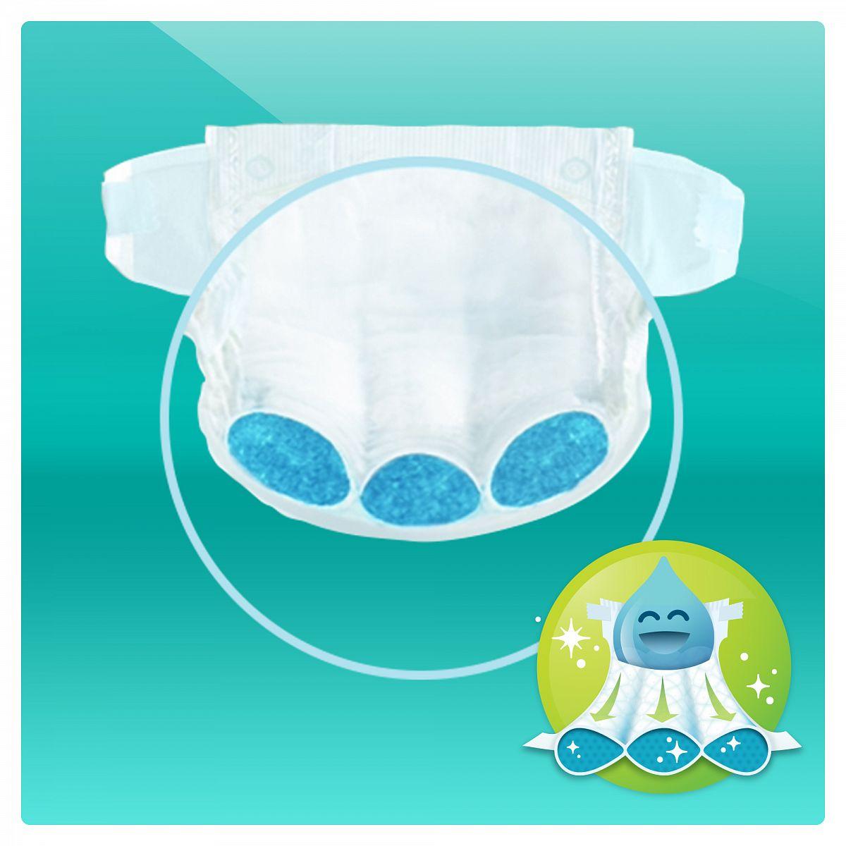 2bccdda851da Подгузники Pampers New Baby-Dry 1 (2-5 кг) 43 шт - купить в Москве ...