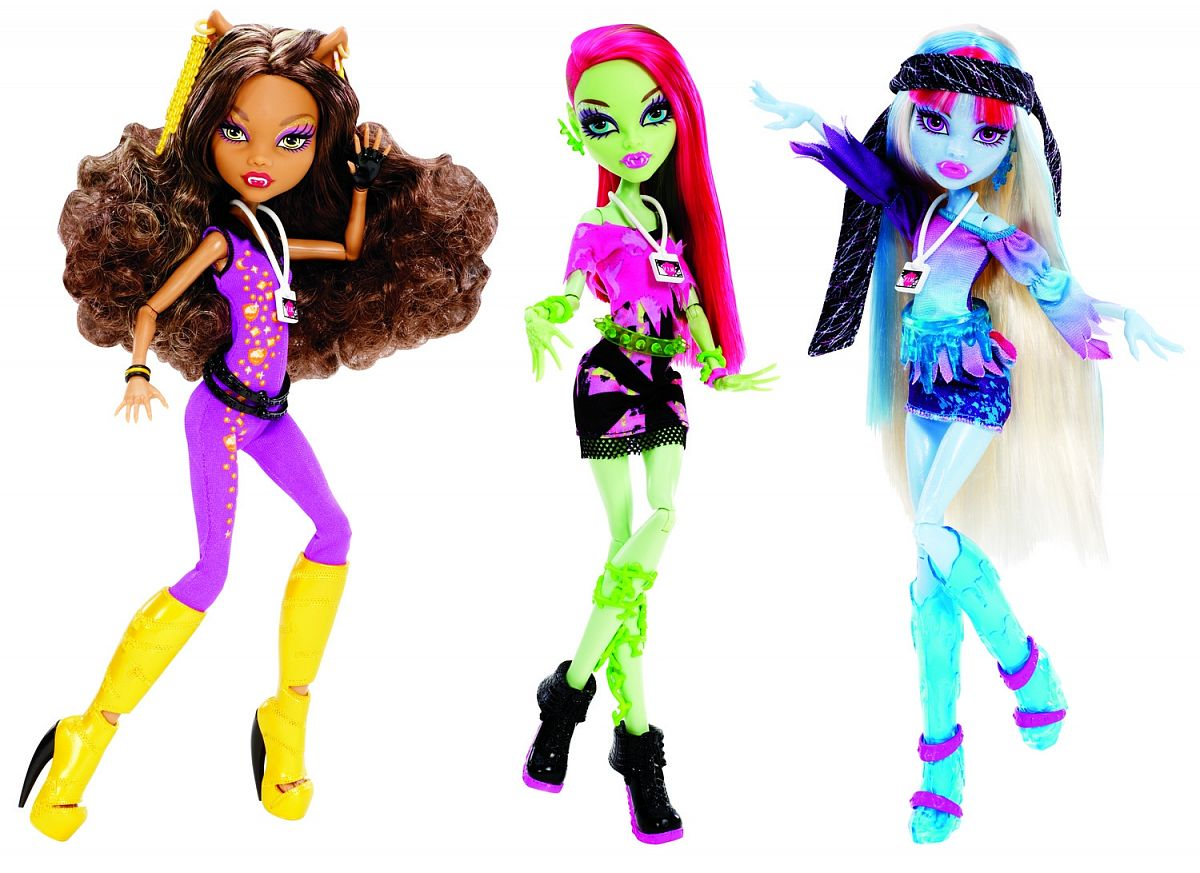 Куклы Monster High в Одессе