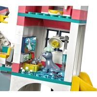 Конструктор lego friends спасательный центр на маяке